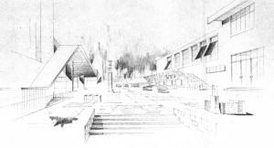 del-debbio-ampliamento-1957-veduta-cortile