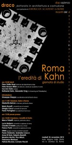 131126_locandina_roma_eredita_di_kahn_roma